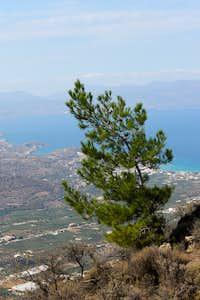 Agios Nikolaos Bay and Kavousi