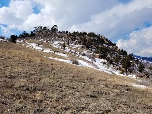 Slopes of Mount Galbraith