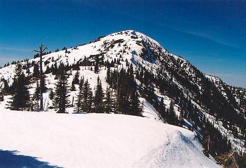 Abercrombie Mountain's final...