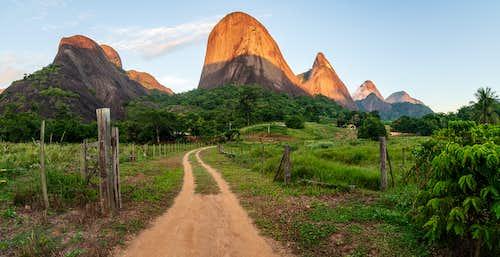 Pontões Capixabas Natural Monument/ES - Brazil