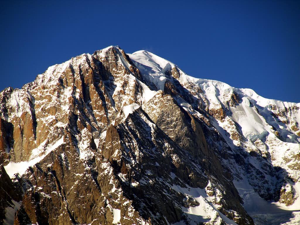 WINTER (2019) Mont Blanc four ridges