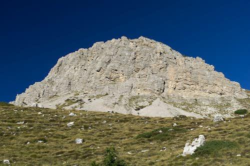 Monte Castellaz east face
