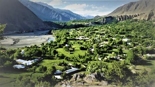 HinduKush Range