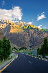 Hunza-Valley-Pakistan