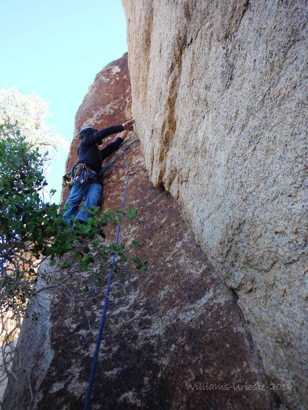Heavy Gold, 5.10a