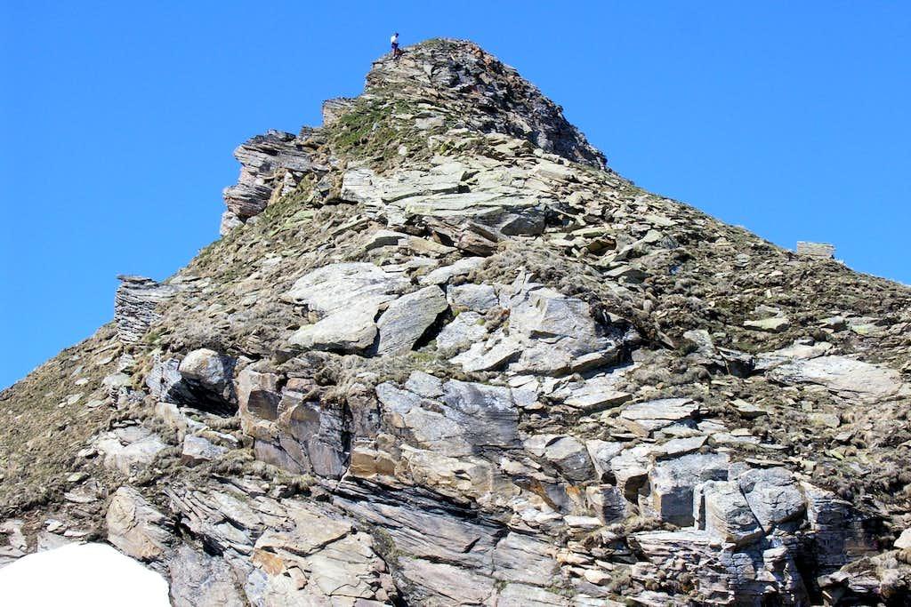 Planavalle's Nera   South Summit