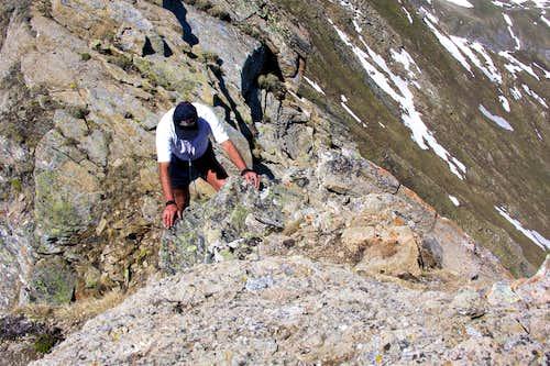 Nera di Planavalle On Southern Summit