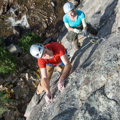 Rock Climbing Anchors: Bolted Routes