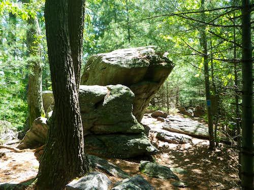 Little Rocky Ridge / Sunset Rocks