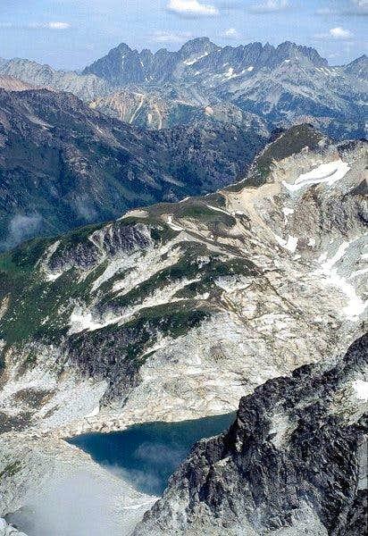Copper Peak , Mt. Fernow ,...