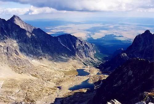 Ladovy Stit(2628) summit...