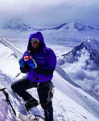 Summit Annapurna I