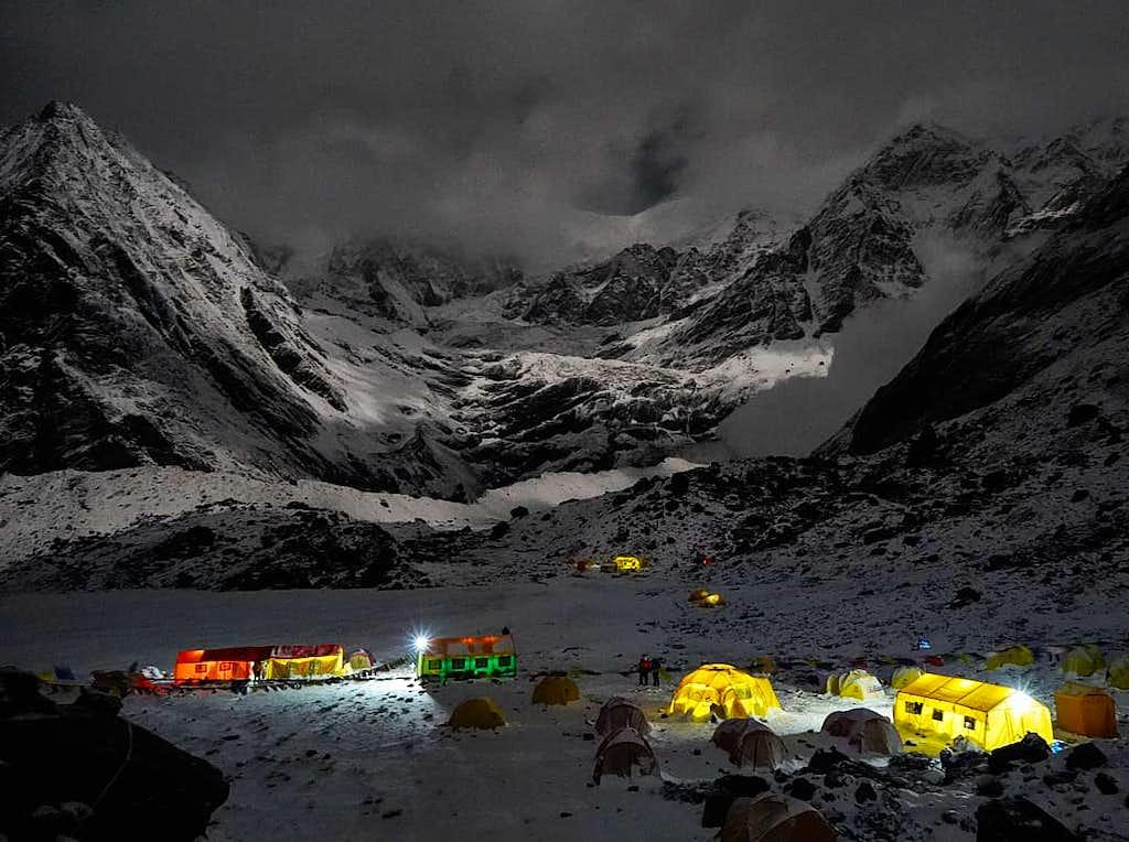 Annapurna 1 Base Camp - North Face