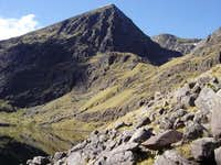 Lough Gouragh and Carrauntoohil