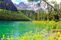 Boom Lake Banff N.P.