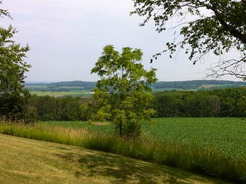 Mount Arvon, Timm's Hill, Charles Mound