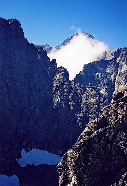 Ladovy Peak's dome(2628)...