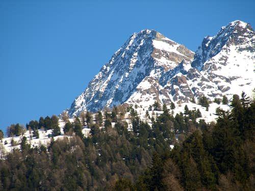 Return to Monte Emilius & Mont Ròss de Comboé