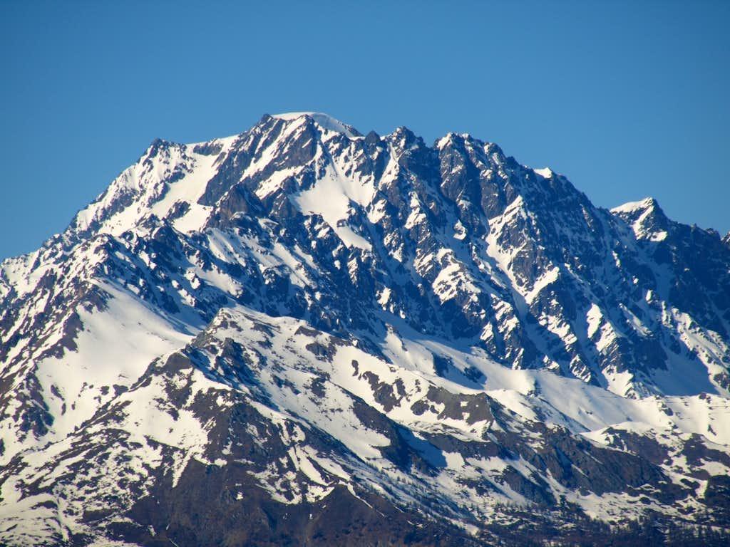 Return to Mont Velan or V'lan