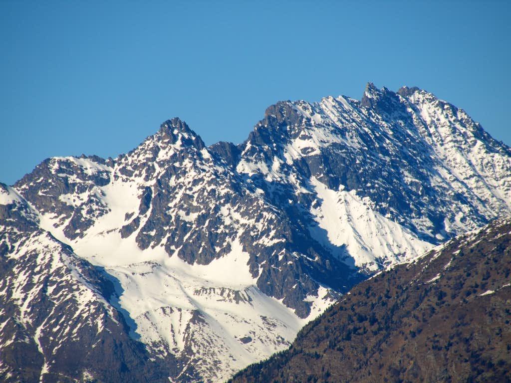 Return to Mont Morion & Punta Fiorio