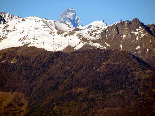 Return to Cervino or Matterhorn