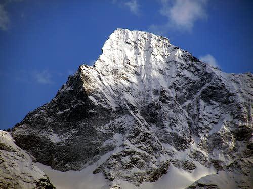 Return to Emilius North Face