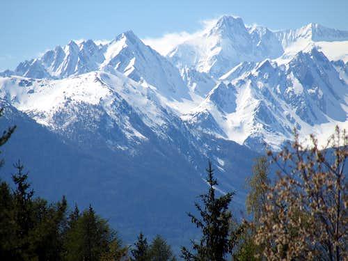 Return to Berrio Blanc & Aiguille des Glaciers