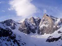Vignemale massif. May 1 2005