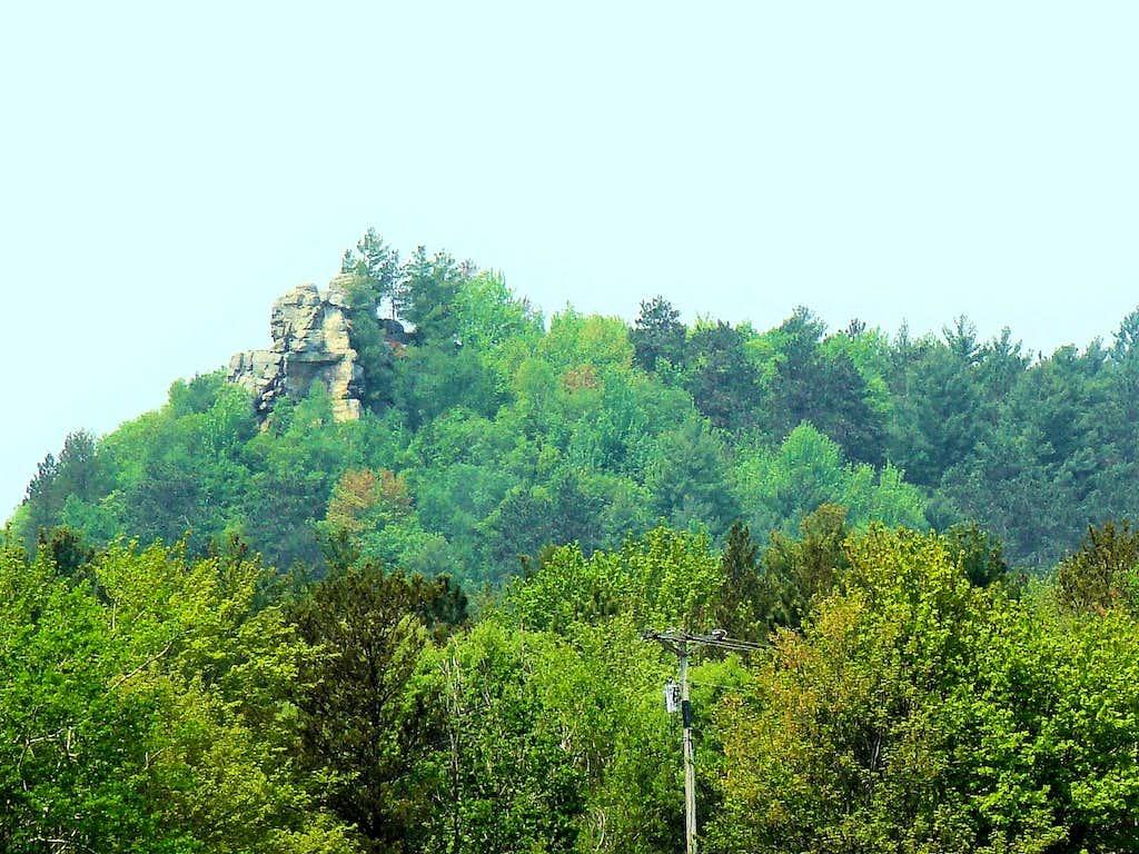 Castle Mound Giants Castle