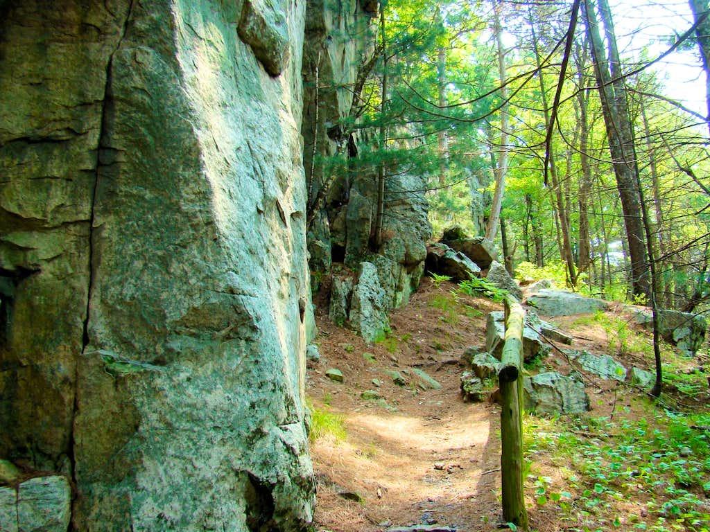 Castle Mound Summit Trail