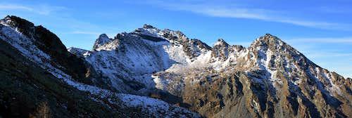 M. Emilius, Rosa dei Banchi, Parco del Mont Avic and Other
