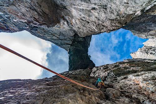 Conuma Arch