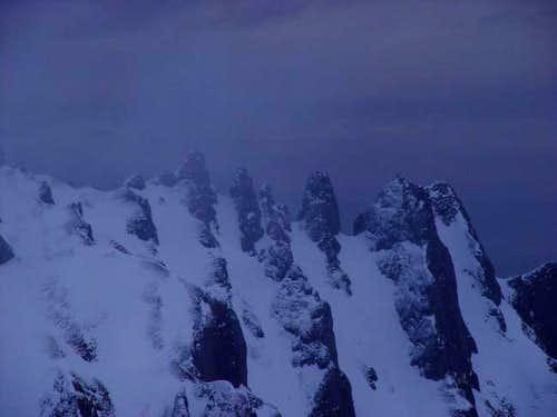 Ridge morarului