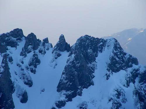 zoom ridge morarului