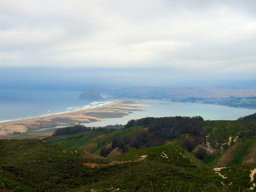 Morro Rock & Morro Bay