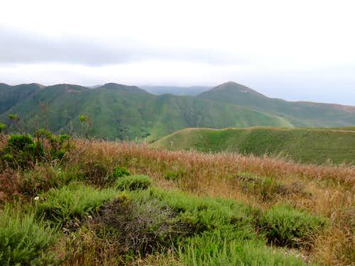 Valencia Peak