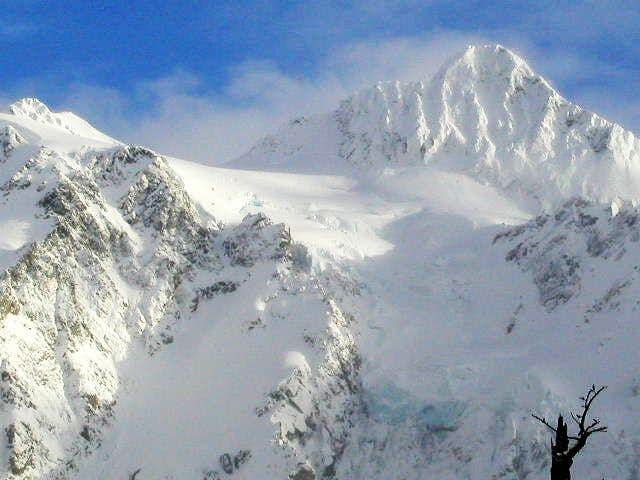 Mt. Shuksan in February 2004...