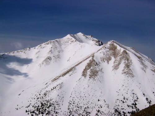 Boundry Peak on 4/30/05,...