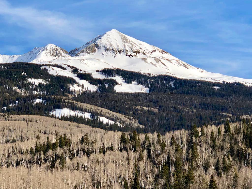 Boskoff Peak