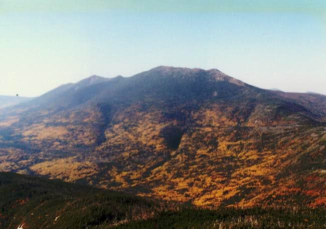 Mt. Lafayette from the summit...