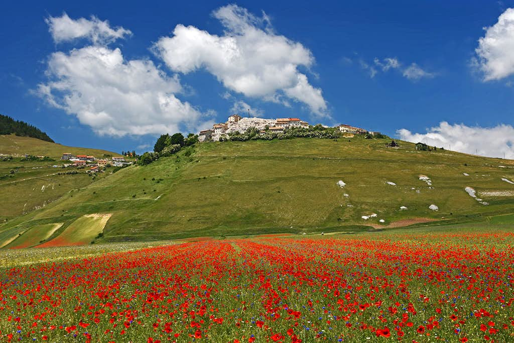 Castelluccio from Piano Grande