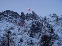 1. Adanca valley; 2. Rapa...