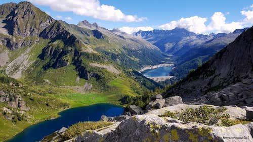 Lago di Campo and Lago di Malga Bissina