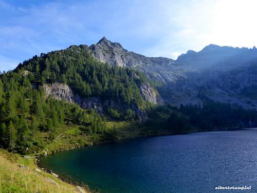 Cima Breguzzo and Lago di Campo