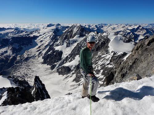 Alps for Graduation