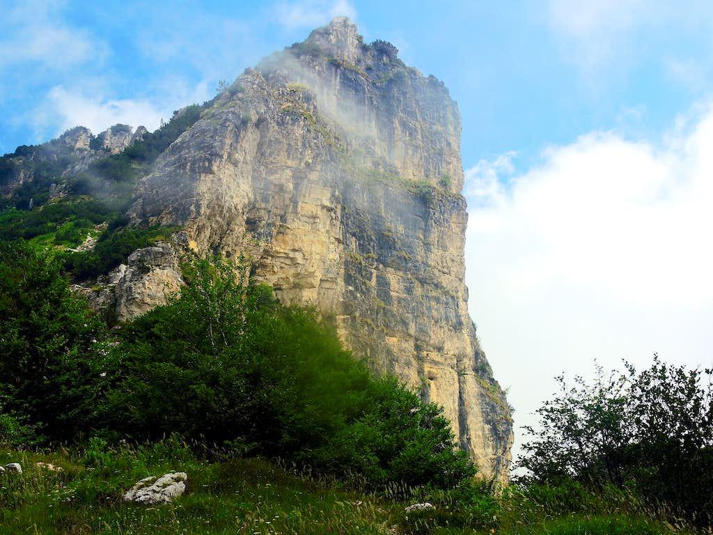 The impressive Sengio della Sisilla