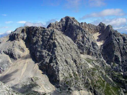 Skrlatica view taken from the...