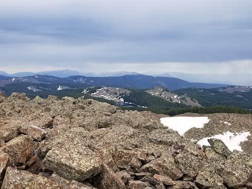 Leon Peak