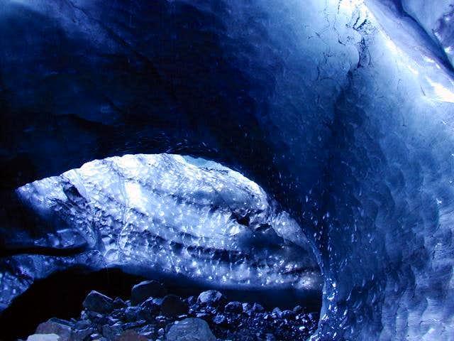 Inside the Carbon Glacier