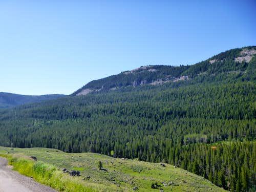 Snowshoe Mountain